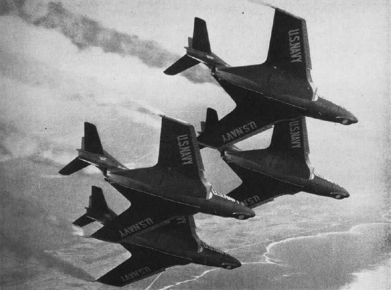 Blue Angels F9F